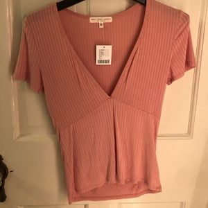 Pink Urban Outfitters Shirt